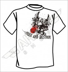 Army t-shirt Seek and Destroy