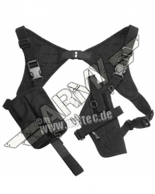 Shoulder Gun Holster Cordura