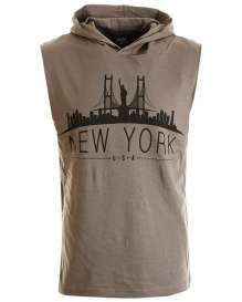 Camiseta sin manga New York