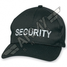 Gorra de visera Security