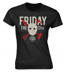 Camiseta mujer DAY OF FEAR