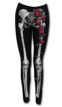 Legging ROSE BONES