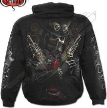 STEAM PUNK BANDIT Hooded