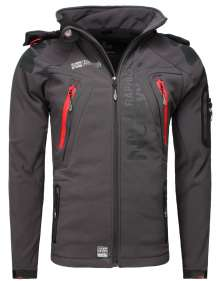 Chaqueta de softshell Geographical Norway Tangata