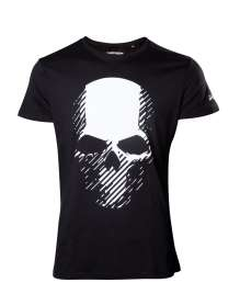 T-shirt hombres GHOST RECON WILDLANDS - BIG SKULL LOGO T-SHIRT