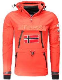 Chaqueta de softshell Geographical Norway Tuilding