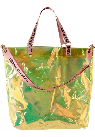 Urban Classics Transparent Shopper