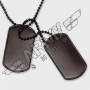 US dog tag set